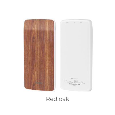 Power Bank hoco J5 8000mAh - red oak