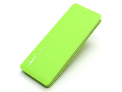 Power Bank 5000mAh Remax RM-TG5000 Candy - Зеленый