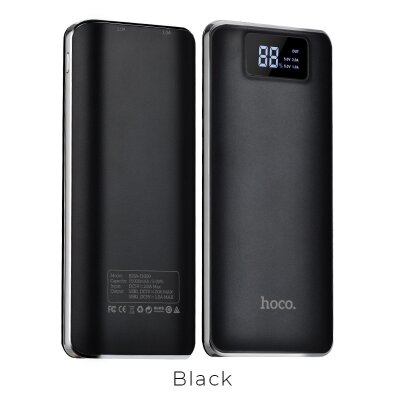 Power Bank hоco B23A 15000mAh - Черный