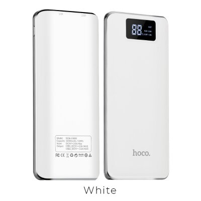Power Bank hоco B23A 15000mAh - Белый